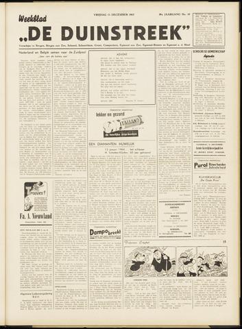 De Duinstreek 1963-12-13