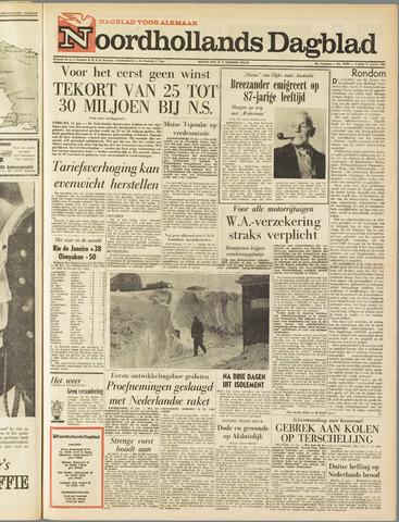 Noordhollands Dagblad : dagblad voor Alkmaar en omgeving 1963-01-11