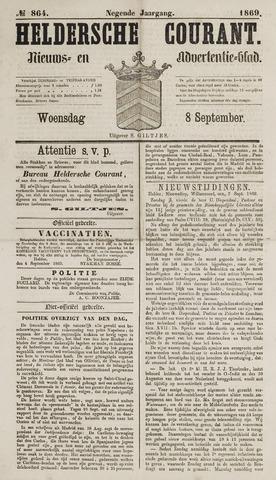 Heldersche Courant 1869-09-08