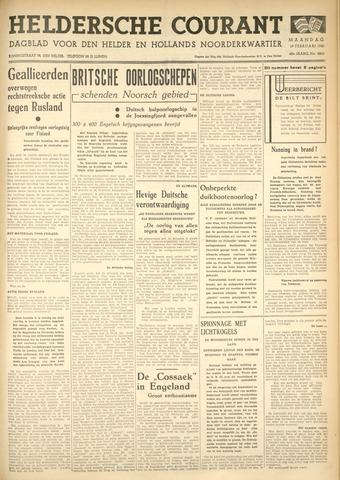 Heldersche Courant 1940-02-19