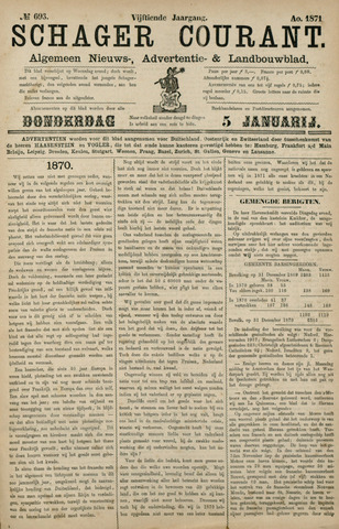 Schager Courant 1871