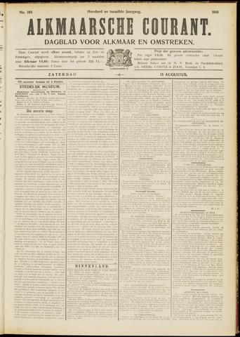 Alkmaarsche Courant 1910-08-13