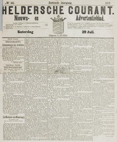 Heldersche Courant 1876-07-29