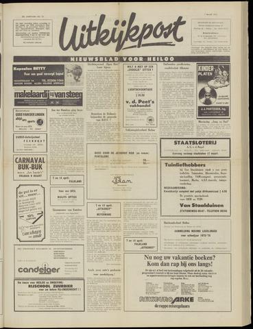 Uitkijkpost : nieuwsblad voor Heiloo e.o. 1973-03-07