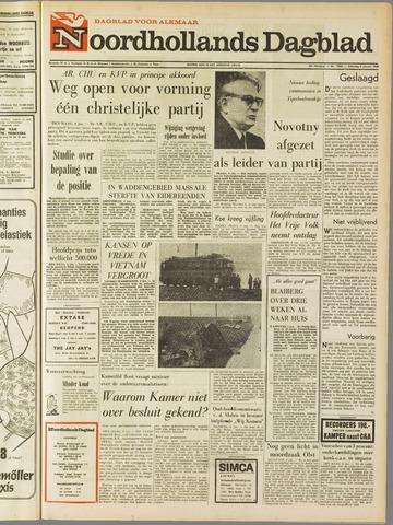 Noordhollands Dagblad : dagblad voor Alkmaar en omgeving 1968-01-06