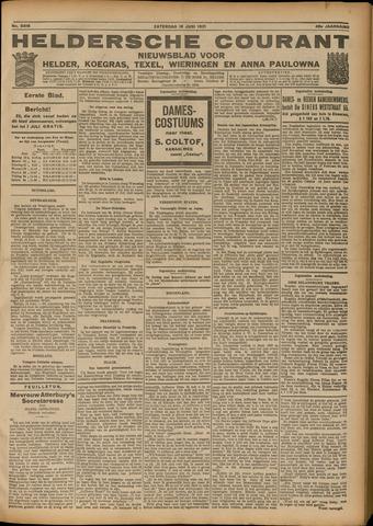 Heldersche Courant 1921-06-18