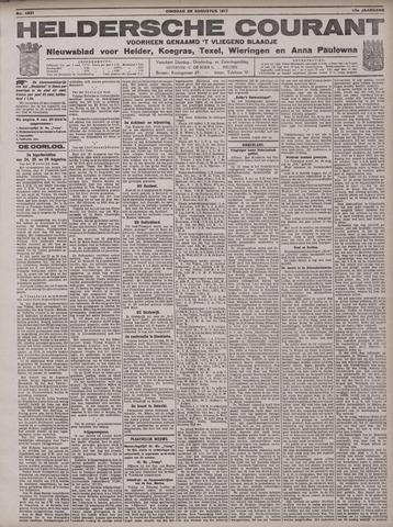 Heldersche Courant 1917-08-28