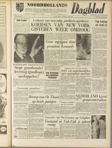 Noordhollands Dagblad : dagblad voor Alkmaar en omgeving 1962-05-30