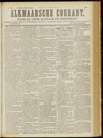 Alkmaarsche Courant 1918-09-21