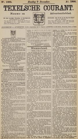 Texelsche Courant 1900-12-09