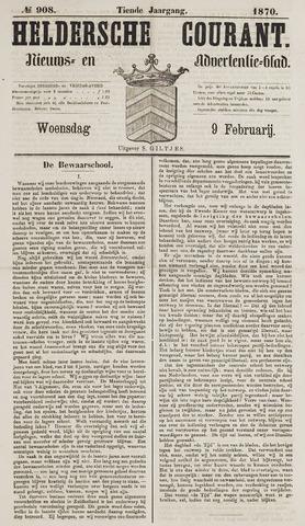 Heldersche Courant 1870-02-09