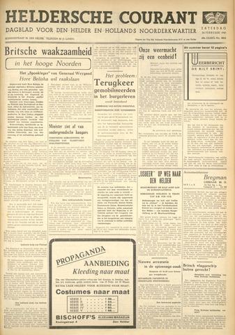 Heldersche Courant 1940-02-24