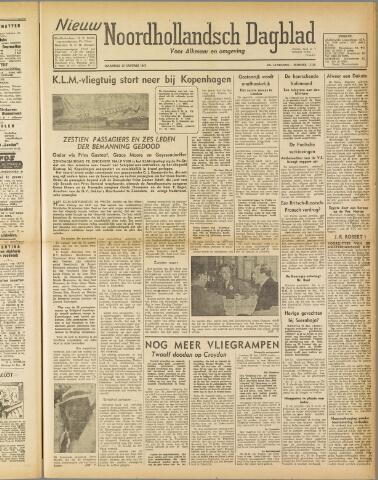 Nieuw Noordhollandsch Dagblad : voor Alkmaar en omgeving 1947-01-27