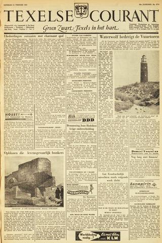 Texelsche Courant 1953-02-21
