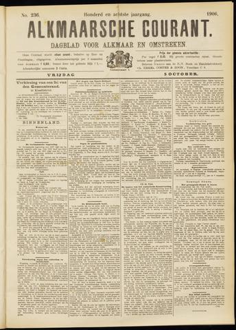 Alkmaarsche Courant 1906-10-05