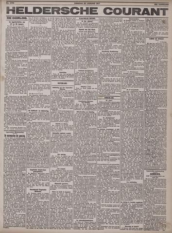 Heldersche Courant 1917-01-30