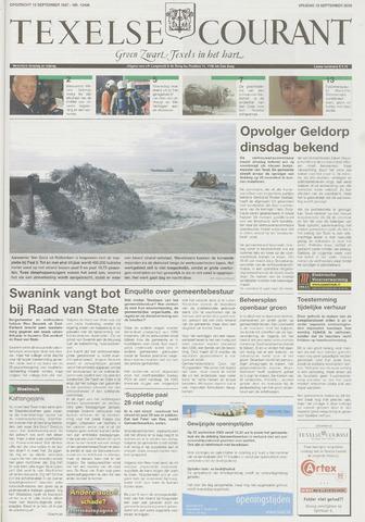 Texelsche Courant 2009-09-18