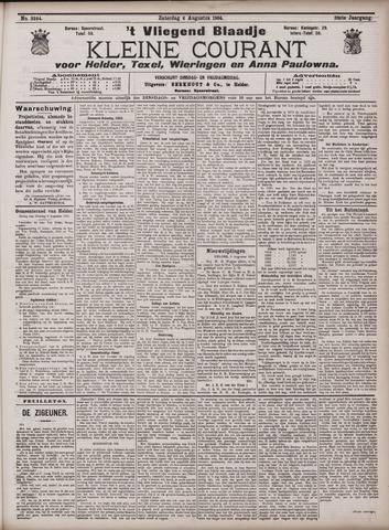 Vliegend blaadje : nieuws- en advertentiebode voor Den Helder 1904-08-06