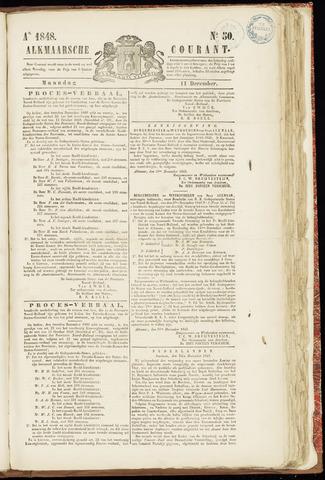 Alkmaarsche Courant 1848-12-11
