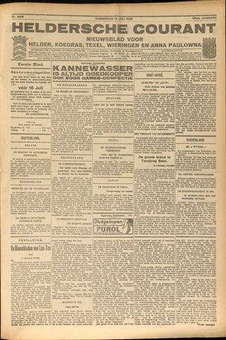 Heldersche Courant 1928-07-12