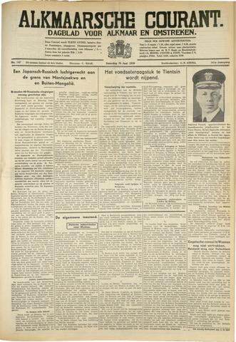 Alkmaarsche Courant 1939-06-24