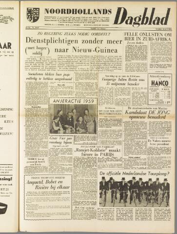 Noordhollands Dagblad : dagblad voor Alkmaar en omgeving 1959-06-19