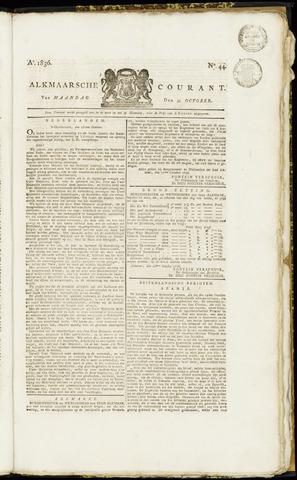 Alkmaarsche Courant 1836-10-31
