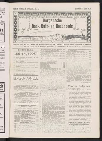 Bergensche bad-, duin- en boschbode 1934-06-09