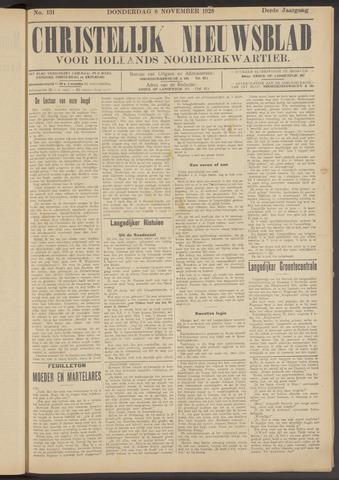 Nieuwe Langedijker Courant 1928-11-08