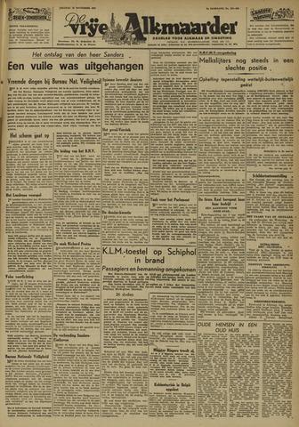 De Vrije Alkmaarder 1946-11-15