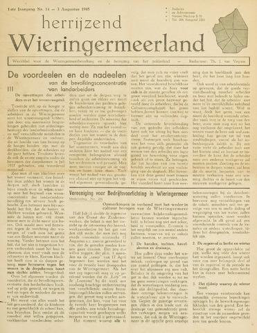 Herrijzend Wieringermeerland 1945-08-03