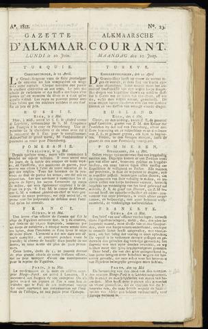 Alkmaarsche Courant 1811-06-10