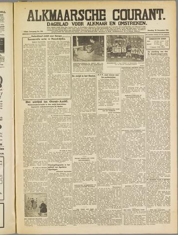 Alkmaarsche Courant 1941-12-30