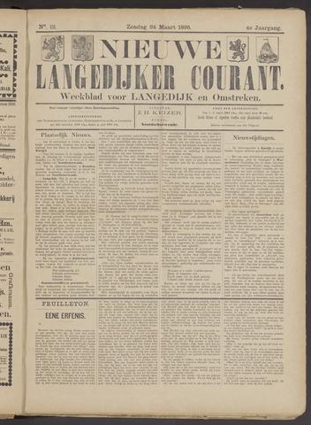 Nieuwe Langedijker Courant 1895-03-24