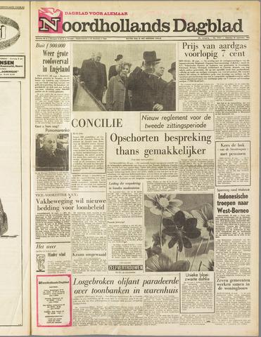 Noordhollands Dagblad : dagblad voor Alkmaar en omgeving 1963-09-28