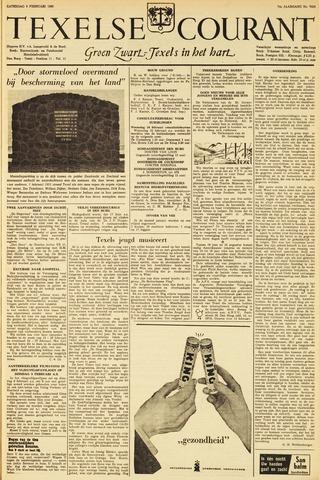 Texelsche Courant 1960-02-06