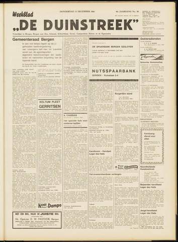 De Duinstreek 1966-12-15
