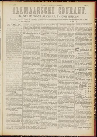 Alkmaarsche Courant 1916-06-28