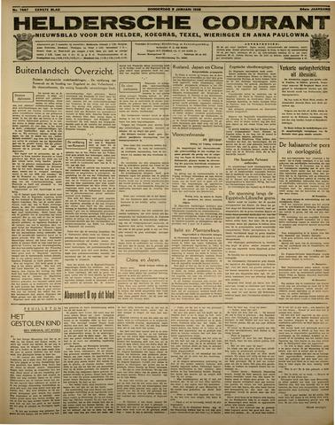 Heldersche Courant 1936-01-09