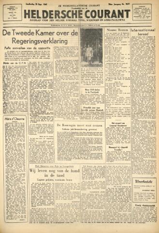 Heldersche Courant 1947-09-25
