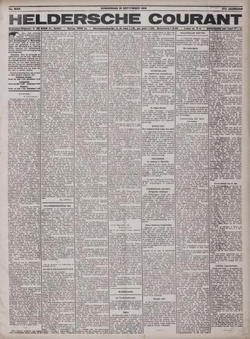 Heldersche Courant 1919-09-18