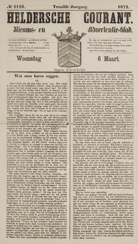 Heldersche Courant 1872-03-06