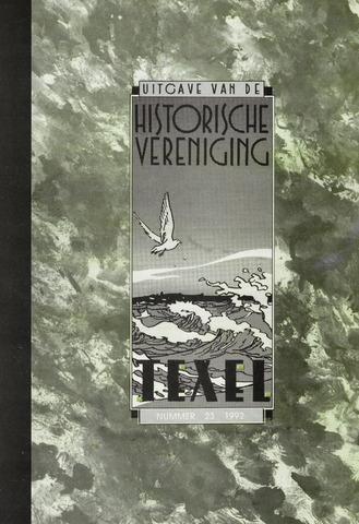 Uitgave Historische Vereniging Texel 1992-06-01