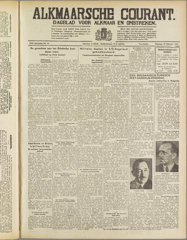 Alkmaarsche Courant 1941-02-18