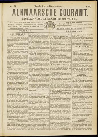 Alkmaarsche Courant 1906-02-02