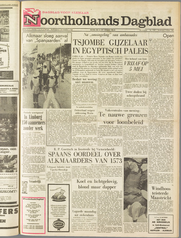 Noordhollands Dagblad : dagblad voor Alkmaar en omgeving 1964-10-08