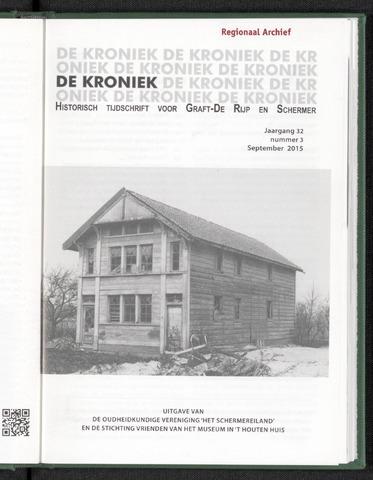 De Kroniek : Graft-de Rijp en Schermer 2015-09-01