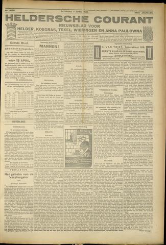 Heldersche Courant 1925-04-04