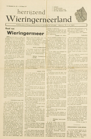 Herrijzend Wieringermeerland 1947-03-29