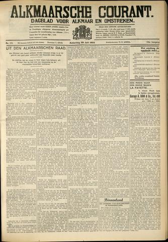 Alkmaarsche Courant 1934-07-28